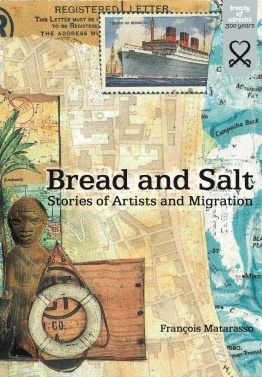 Bread and Salt cover