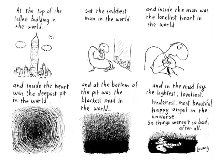 Leunig - At the Top