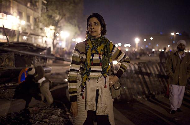 A Night in Tahrir Square - Jacopo Quaranta (Time)