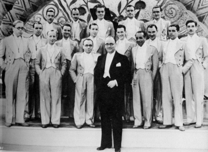 Billy Cotton Band 1930s-2
