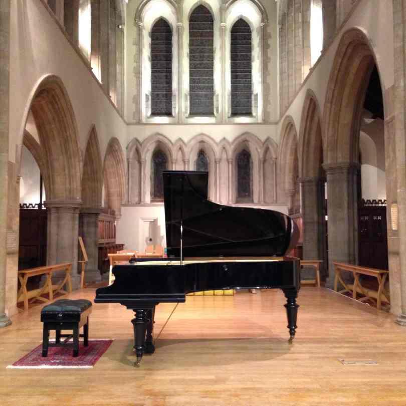 Ecclesall Piano