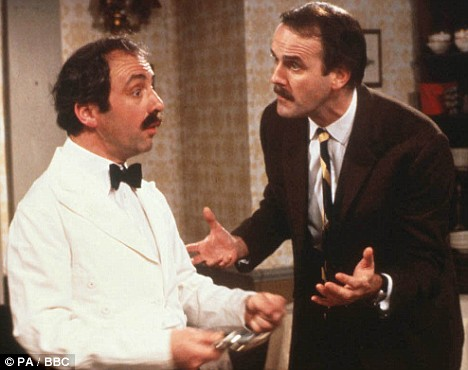 BBC Fawlty Towers
