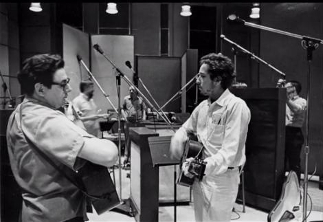 Bob Dylan Studio