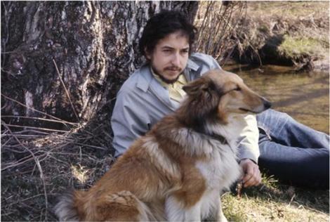 Dylan in Woodstock (john Cohen) 2