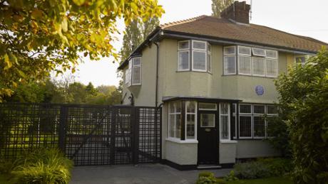 National Trust - John Lennon's Childhood home
