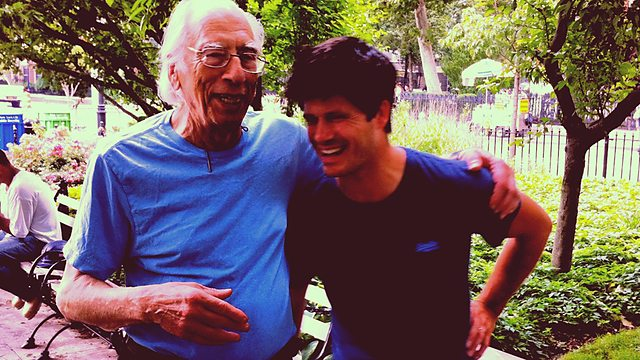 Izzy Young and Seth Lakeman