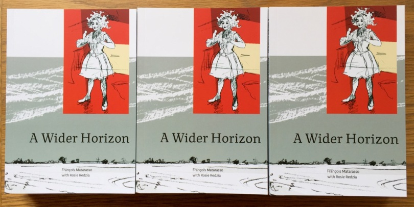 A Wider Horizon, books - 1